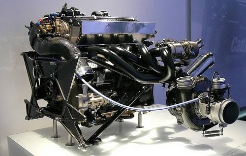 BMW M12/13 @ BMW Museum.