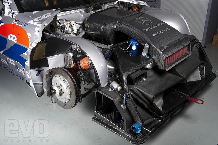 TouringCarMadness – The 1994 W202 Mercedes C-Class. – Historic Motor ...