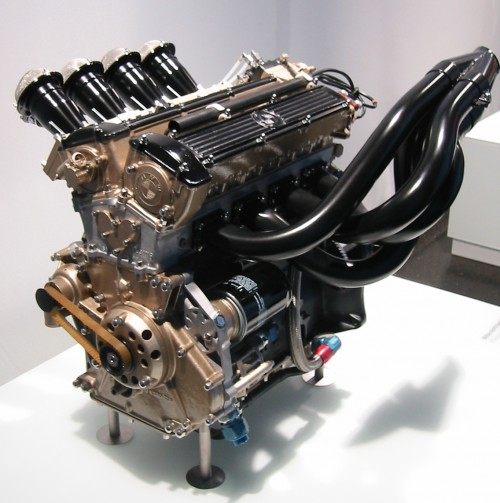 I Finished Putting Together My Motor Turbo: Raw Power : The BMW M12/13 F1 Engine.