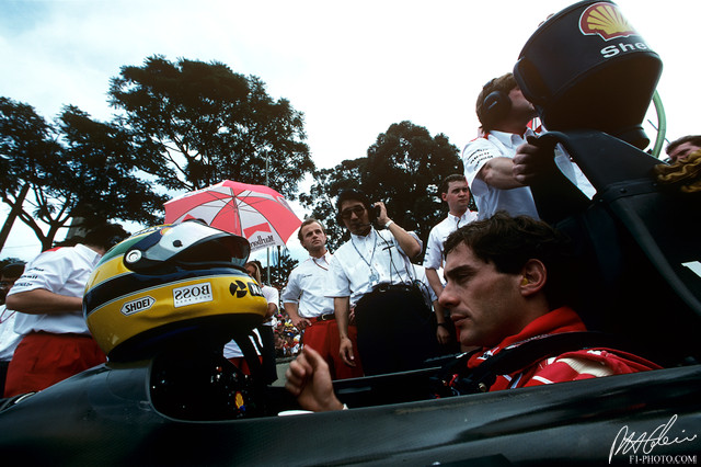 The Golden years, McLaren, 1992, Brazil.