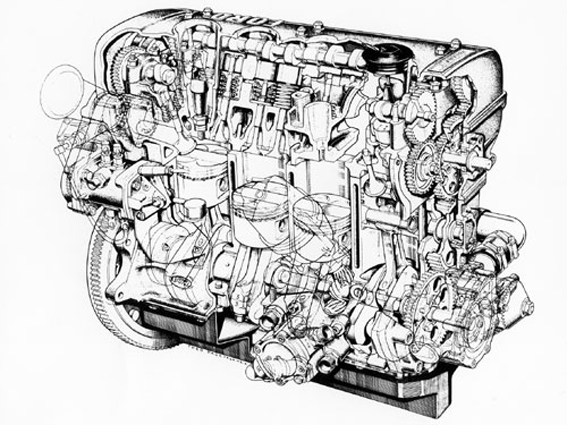 Ford-Cosworth-FVA design.