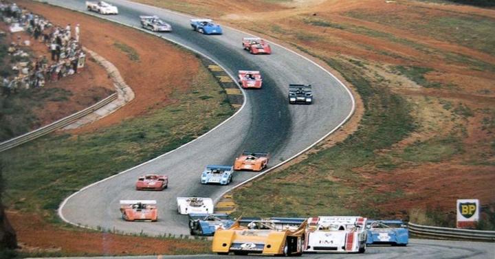 Road Atlante 1972.