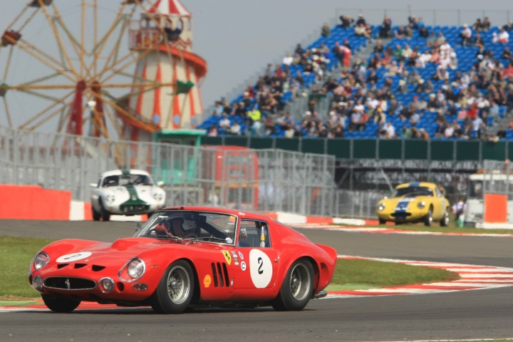 Silverstone Classic, a modern and entertaining event for historic racing.
