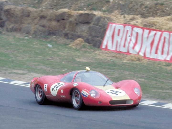 1968 BOAC 500, Brands Hatch.