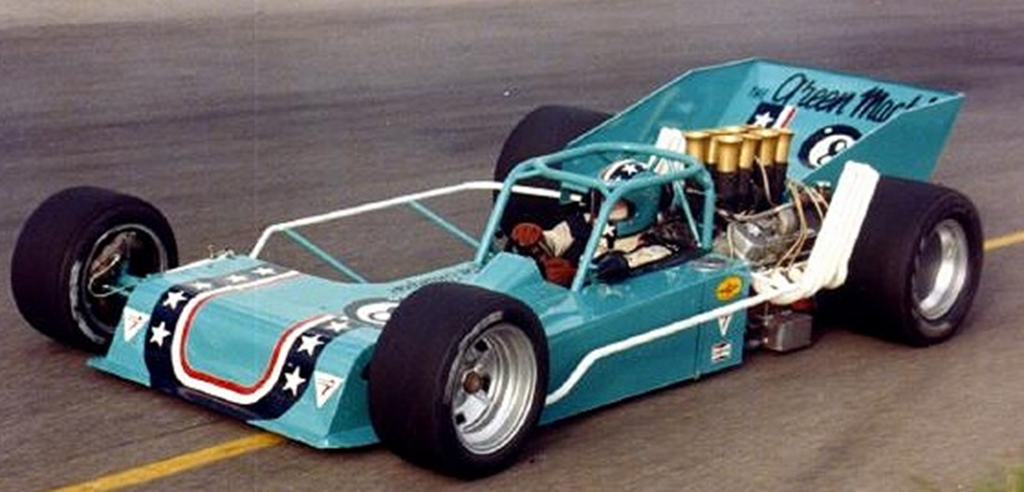 Focus – Jim Shampine and his Green Machine  – Historic Motor Sport