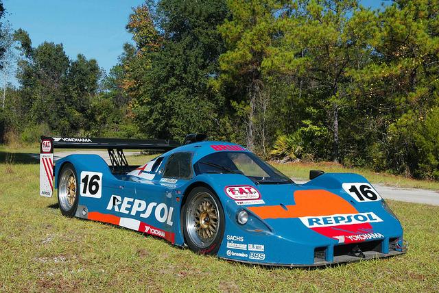 The 1991 Brun C91.