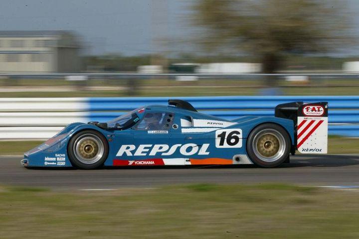 As seen today racing in historics in America.
