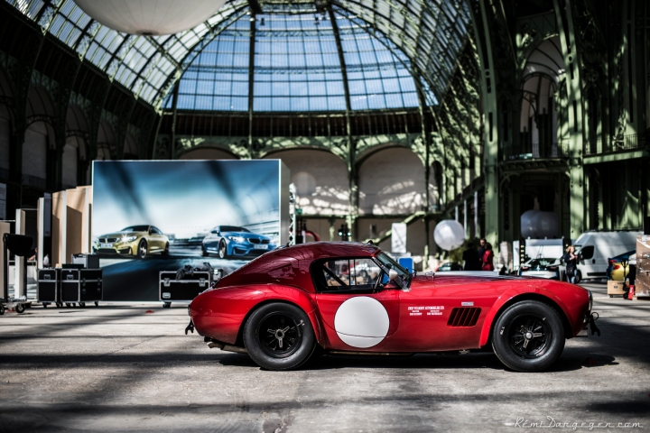 Ready to rumble at the Grand Palais, Paris - © All Pictures - Copyright Rémi Dargegen Photography.
