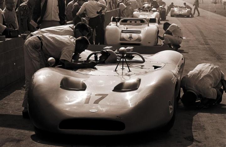 1967 Holman & Moody Ford Honker II