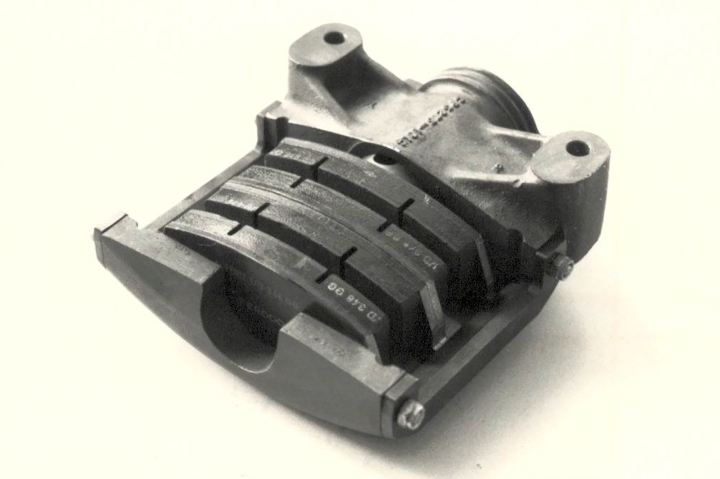 The caliper that goes with the homologation.