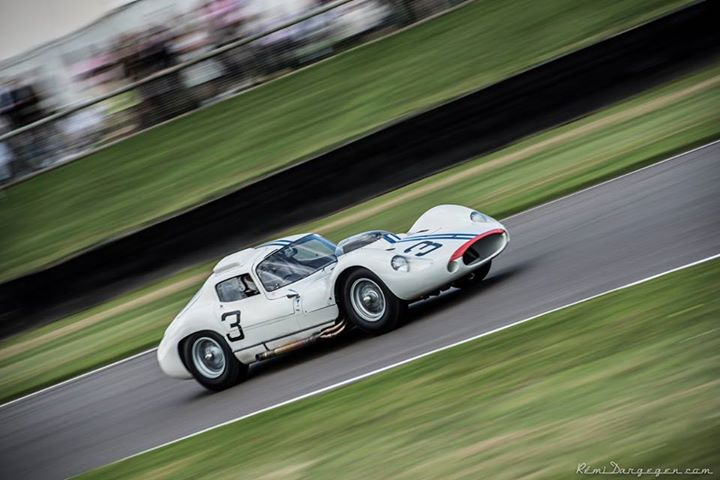 The Maser' Tipo 151 (#002) at the 2014 Goodwood Revival © Rémi Dargegen Photography