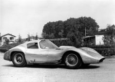 The original Maserati Tipo 151 design of 1962 © Unknown