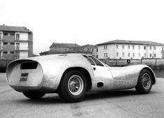 The Maserati Tipo 151/3 (#002) in '64 trim © Unknown