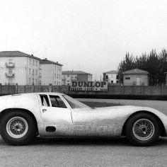 The Maserati Tipo 151/3 (#002) in '64 trim © Unknown