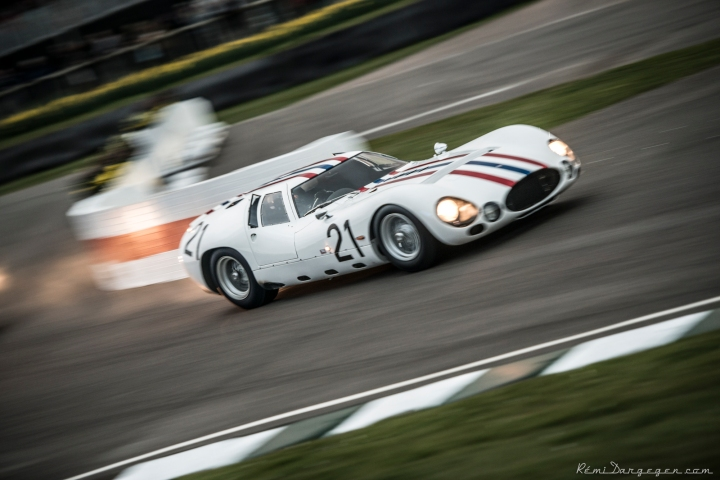The Maser' Tipo 151/3 (#004) at the 2015 Goodwood 73MM © Rémi Dargegen Photography