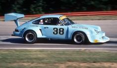 The 1977 Porsche 911 RSR as raced by JLP Racing.