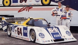 The Intrepid RM-1 or the fastest ever GTP car through corners.