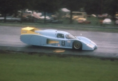 The Lola T600 of JLP Racing.