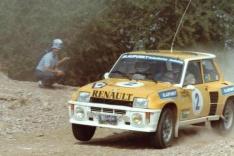 1983 Acropolis WRC.
