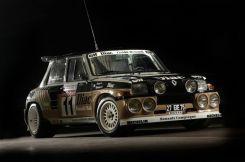 Chatriot's car, the Diac car.