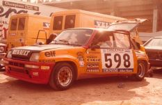 The 1979 Group 5 Project 822 Renault 5.