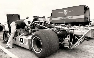The Porsche 917/30 Panzer.