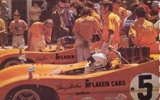 The McLaren Team.