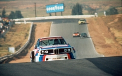 1975 and the GTO BMW 3.0 CSL at Riverside.