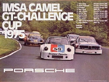 Porsche and the 3.0 RSR proved the dominant force in 1975.