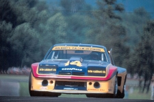 Al Holbert and his All American GT Chevrolet Dekon Monza which stormed to two championship wins in 1976 and 1977.