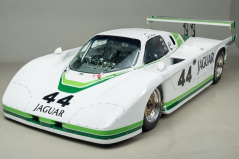 1982 and the Group 44 Inc. Jaguar XJR-5 the comeback of Jaguar in sports car racing was achieved in America.