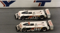 1992 Daytona 24 Hours here with the Dan Gurney and AAR built and run Toyota Eagle MkIII which would take the title that year.