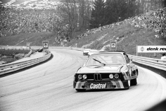 And the Winners are Hans Stuck and Jacky Ickx in the mighty 3.0 CSL.