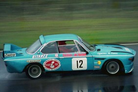 The Peltier and Chastaing 3.0 CSL at speed.