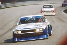 The 1974 Cologne GA Capri as driven by Mass & Lauda at the ETCC Salzburgring round. © Sportfahrer Verlag/Automobilsport, Ferdi Kräling, Helmut Wenz