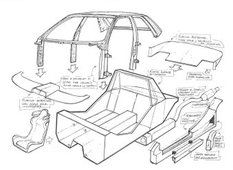 What it could have been with the Alfa 156 project.