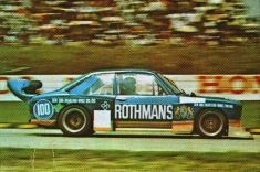 1983 and the Group 5 Escort now in Rothmans livery.