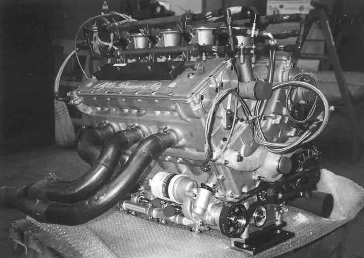 The 1994 Engine Unit.