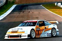 The 1994 Opel Calibra.