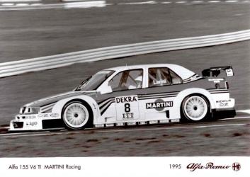 1995 Alfa Corse Martini Racing.