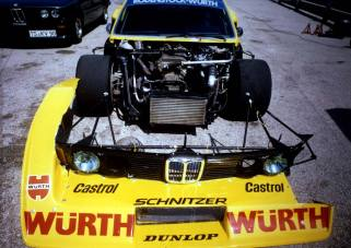 "The 1979 320 Group 5 ""Extreme""."