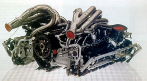 Mercedes M291 Complete unit.