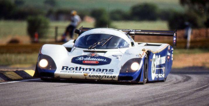 1987 Kyalami RLR 962C GTi Jochen Mass